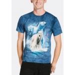 Polar Collage Dieren Shirt