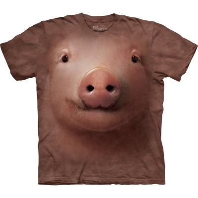 Pig Face Varkenshirt