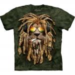 Smokin' Jahman Leeuw Shirt