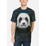 Panda Head Dieren Shirt