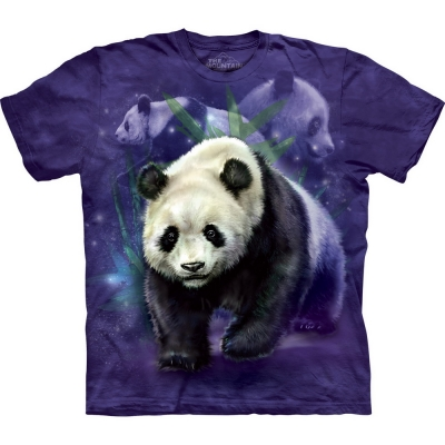 Panda Collage Dieren Shirt