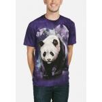 Panda Collage Dieren Shirt