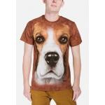 Beagle Face Honden Shirt