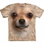 Chihuahua Face Honden Shirt