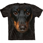 Dachshund Face Honden Shirt