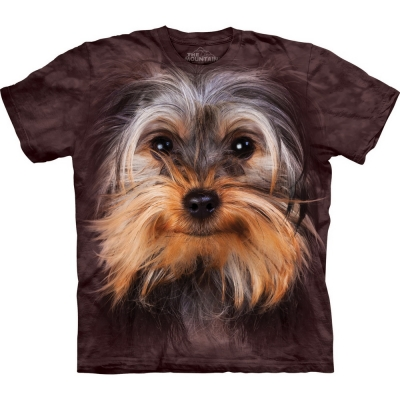 Yorkshire Terrier Face Honden Shirt