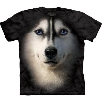 Siberian Face Dieren Shirt