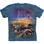 Route 66 Native Shirt