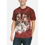 Find 9 Wolves Dieren Shirt