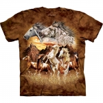Find 15 Horses Paard Shirt
