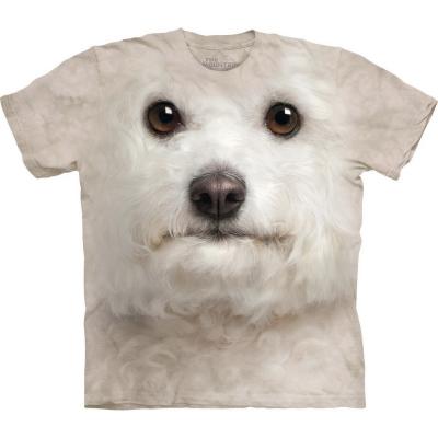 Bichon Frise Face Honden Shirt