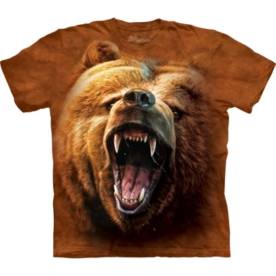 Grizzly Growl Beer Shirt