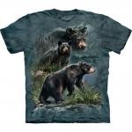 Three Black Bear Berenshirt