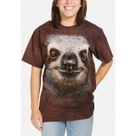 Sloth Face Luiaard Shirt