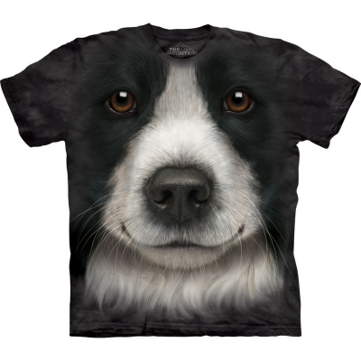 Border Collie Dieren Shirt