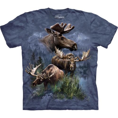 Moose Collage Elandshirt