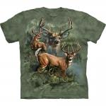 Deer Collage Hertenshirt