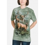 Deer Collage Hertenshirt