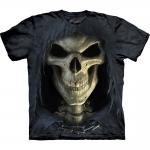 Big Face Death Fantasy Shirt