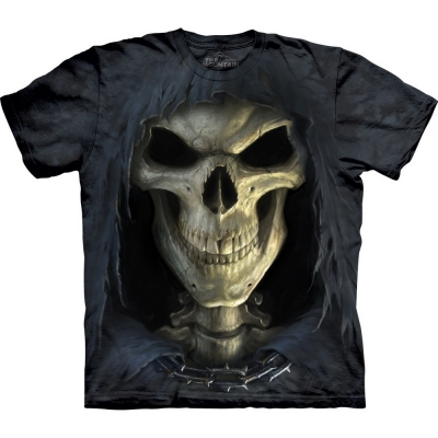 Big Face Death Fantasy Shirt