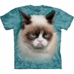 Grumpy Cat Katten Shirt