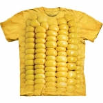Corn on the Cob Funshirt