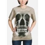 Big Face Skull Fantasy Shirt