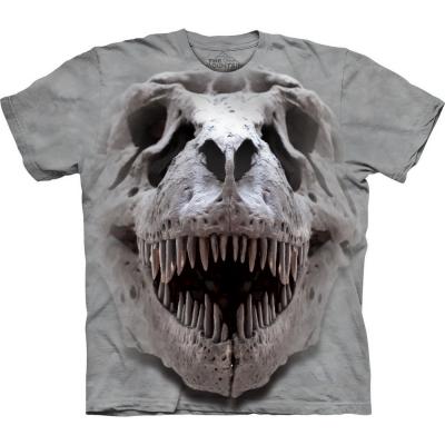 T-Rex Big Skull Dieren Shirt