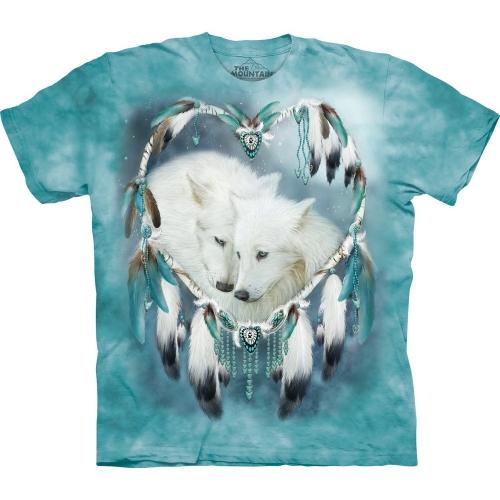 Wolf Heart Fantasy Shirt