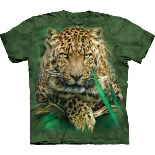 Majestic Leopard Luipaard Shirt