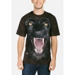 Aggressive Panther Pantershirt