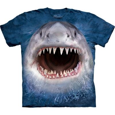 Wicked Nasty Shark Haaienshirt