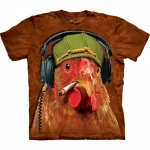 Fried Chicken Dieren Shirt