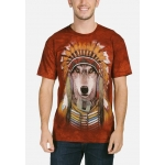 Wolf Spirit Chief Shirt