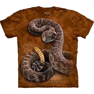 Rattlesnake Slangenshirt
