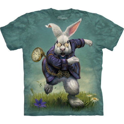 White Rabbit Fantasy Shirt