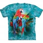 Macaw Mates Vogel Shirt