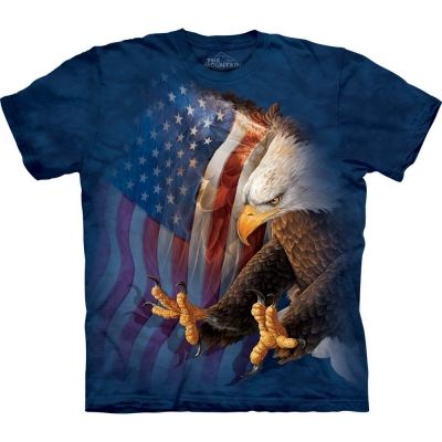 Eagle Freedom Vogel Shirt