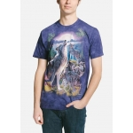 Wolfpack Moon Wolven Shirt
