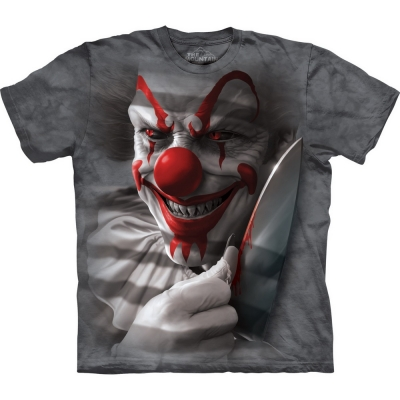 Clown Cut Fantasy Shirt