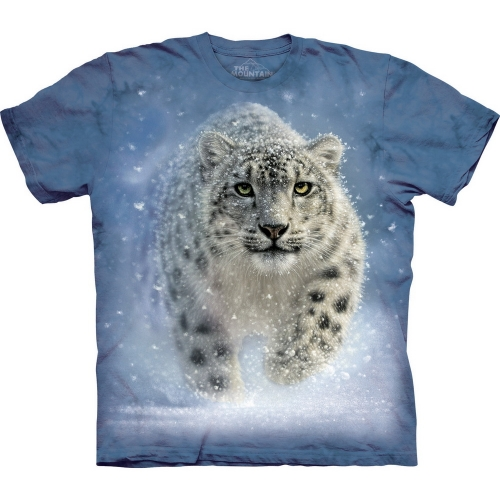 Snow Ghost Dieren Shirt