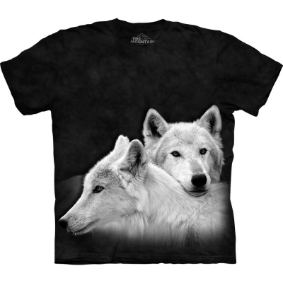 Siblings Wolven Shirt