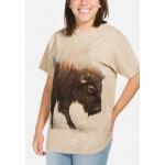 Bison Forest Dieren Shirt