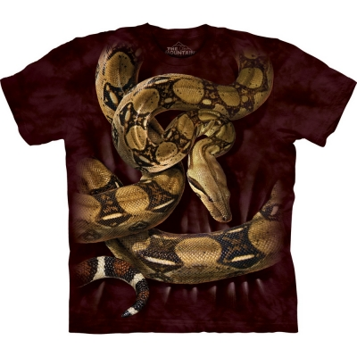 Boa Constrictor Dieren Shirt