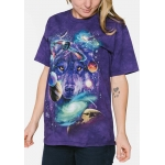 Wolf Of The Cosmos Wolven Shirt