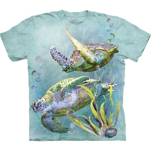 Sea Turtles Swim Dieren Shirt