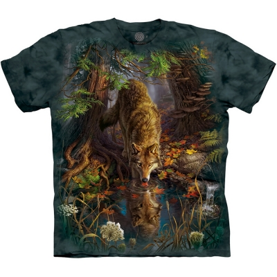Enchanted Wolf Wolven Shirt