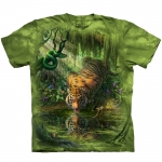 Enchanted Tiger Shirt