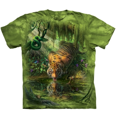 Enchanted Tiger Shirt
