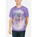 Northern Lights Wolven Shirt